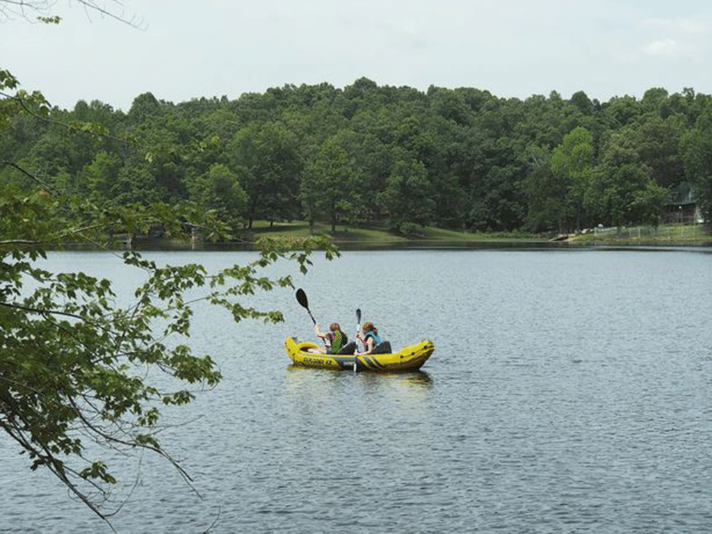 Kayaks Available | Hohman Lake Rentals